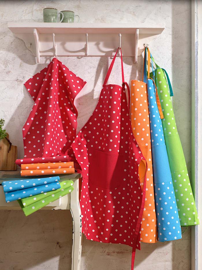 Kjøkkenhåndklær i 2-pk