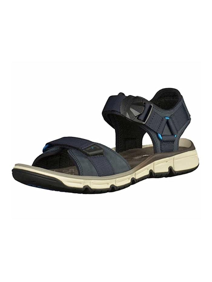 Clarks Sandalen, blau