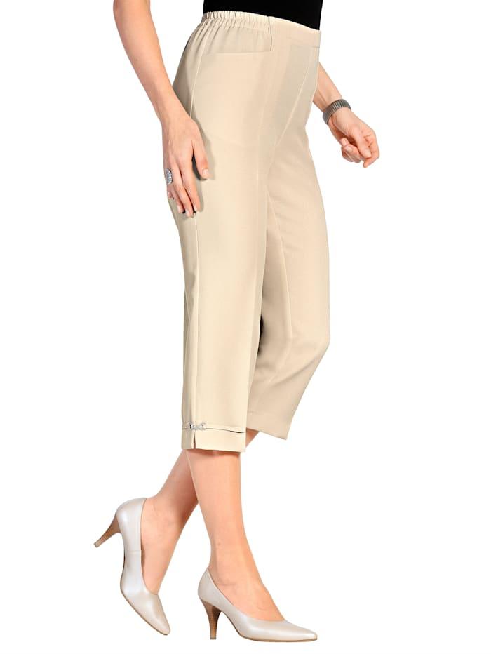 Pantalon 7/8 de coupe confortable