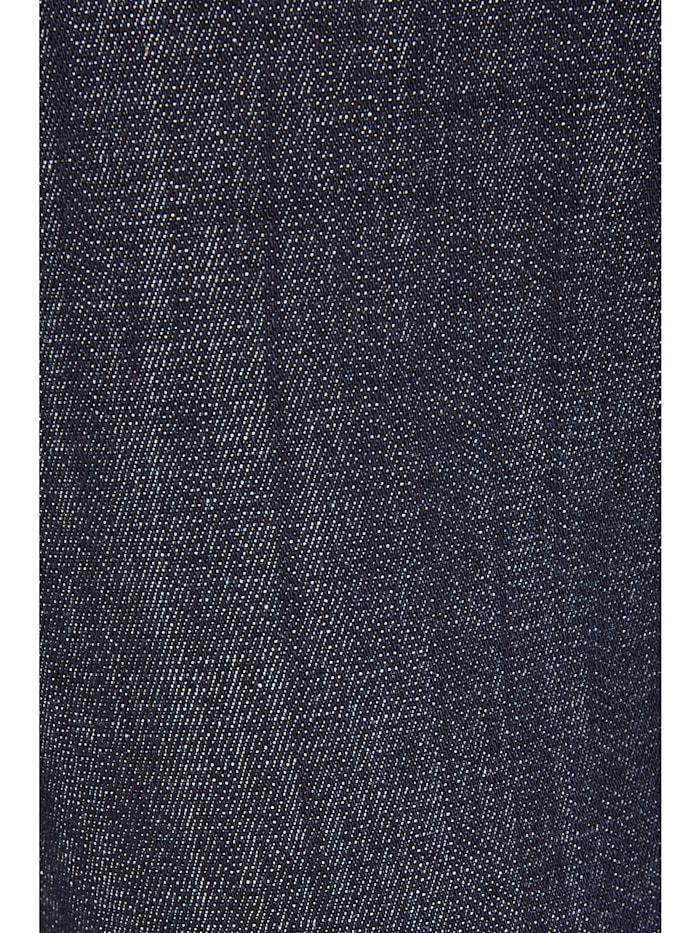 Ankle-Jeans 'Ornella' mit modischem Crinkle-Effekt