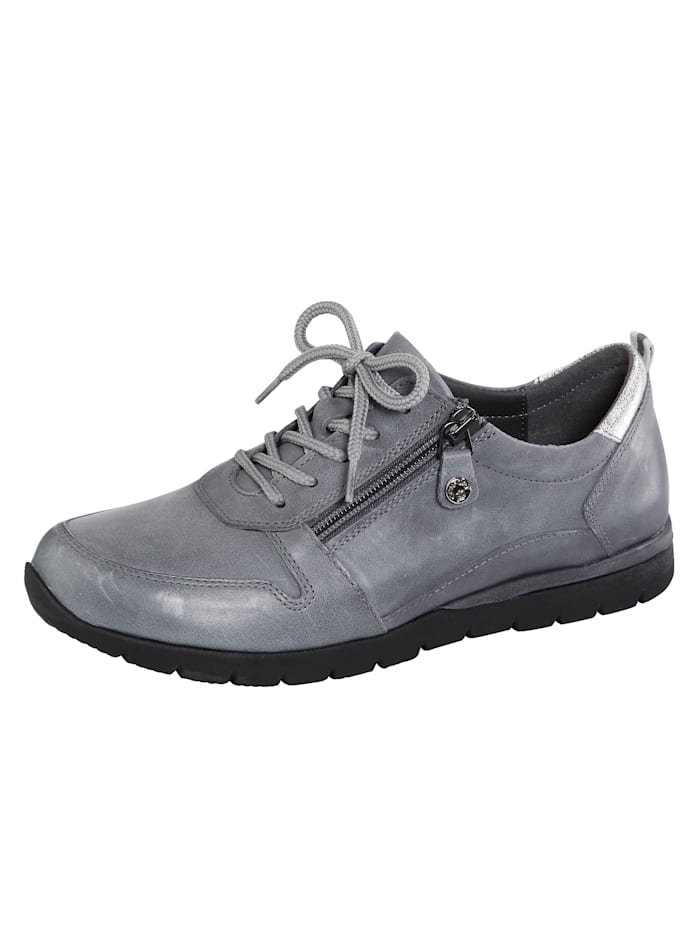 Naturläufer Lace-up shoes, Grey