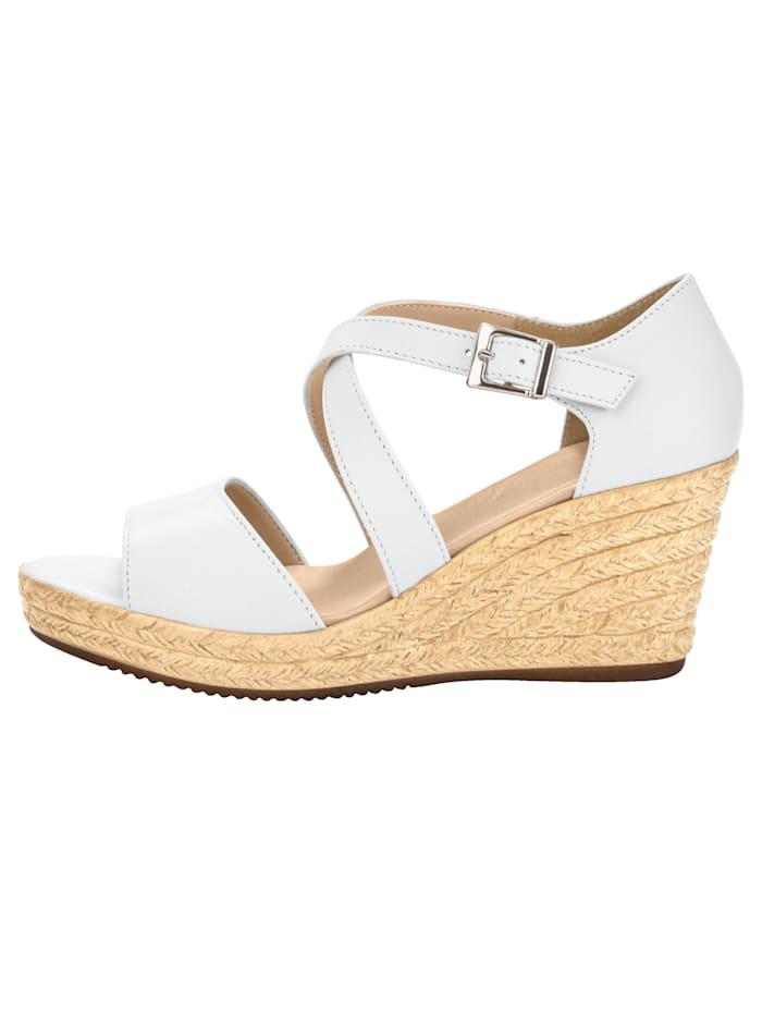 Sandále s atraktívnymi remienkami