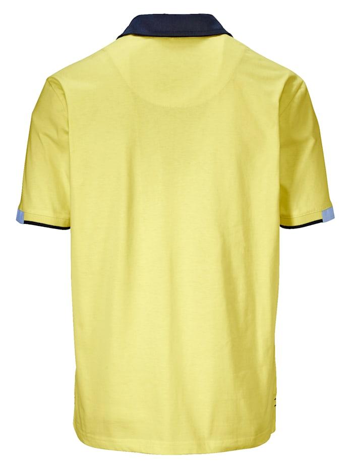 Polo col chemise