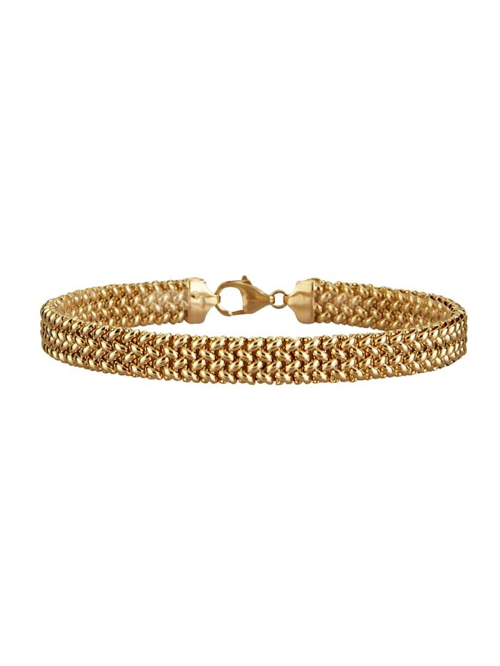 Diemer Gold Armband van 14 kt., Geelgoudkleur