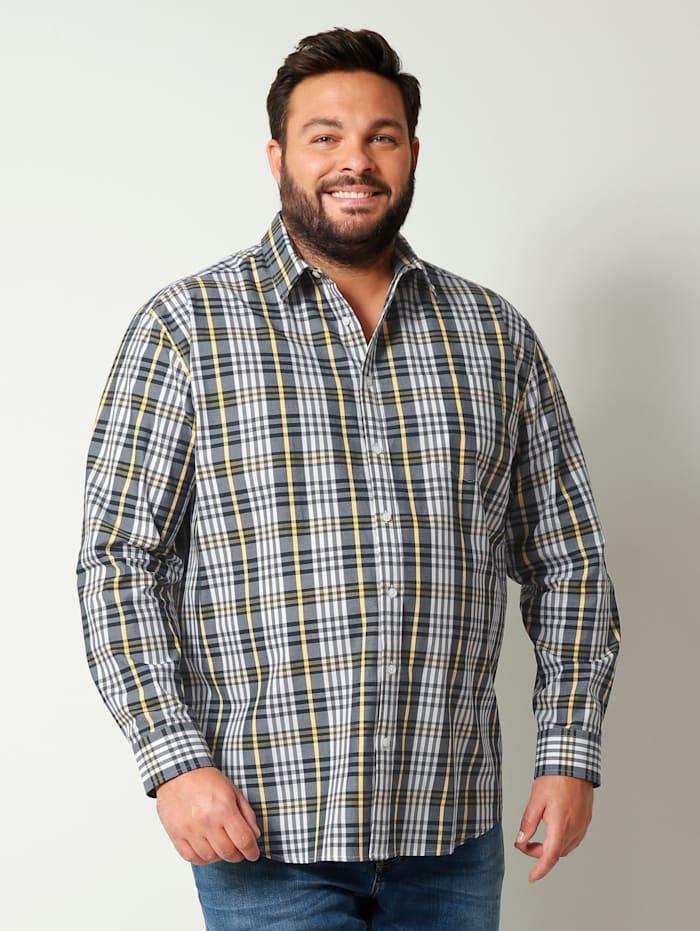 Hemd aus reiner Baumwolle