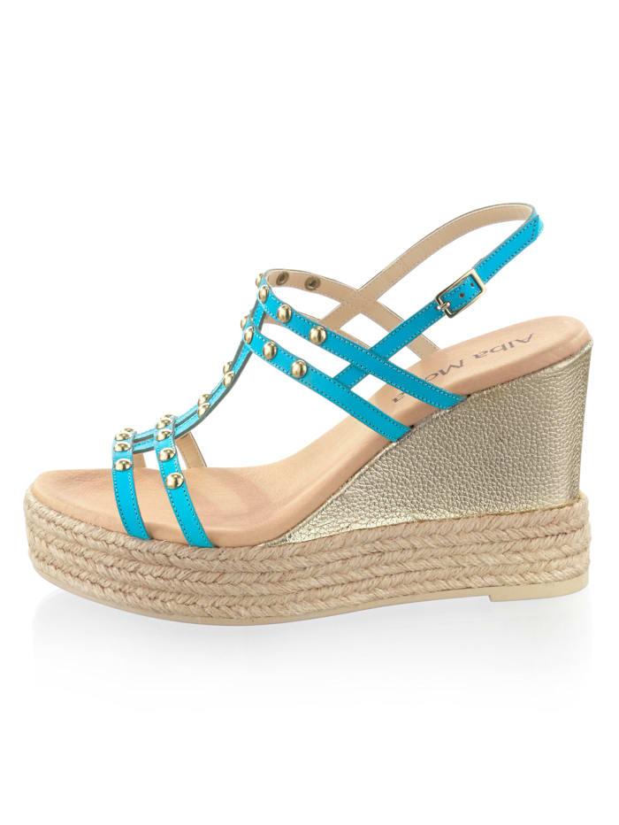 Sandaaltje met dunne riempjes