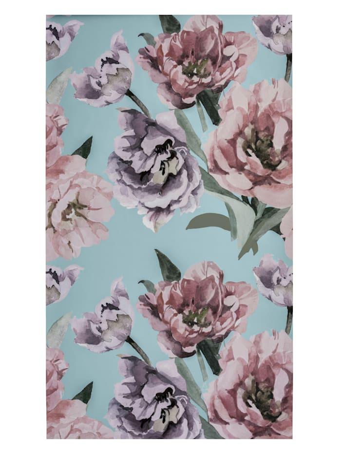 IMPRESSIONEN living Tapete, Floral, Bunt