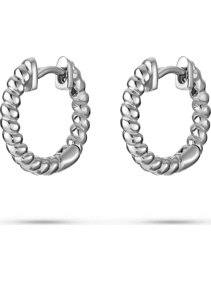 JETTE Silver Damen-Ohrringe 925er Silber