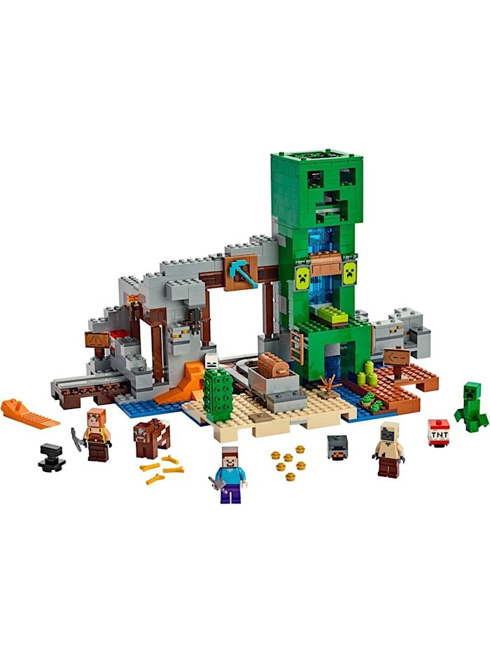Konstruktionsspielzeug Minecraft Die Creeper Mine