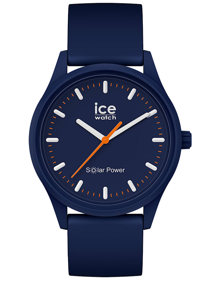 Ice Watch Solaruhr Atlantic M Blau, Blau