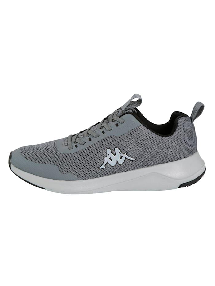 Sneakers à laçage élastiqué