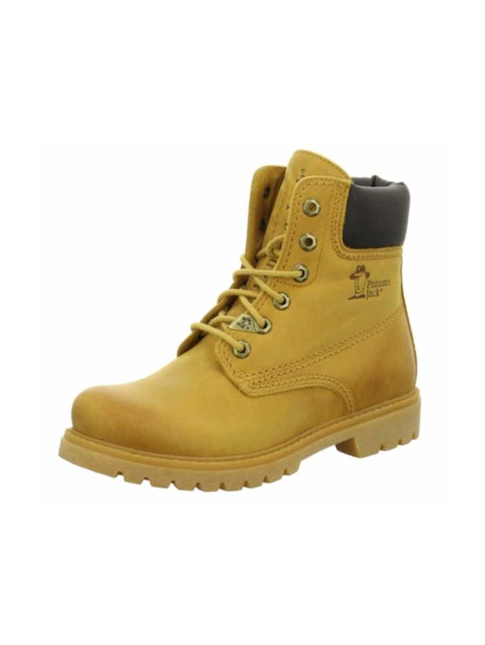 Panama Jack Stiefel, beige