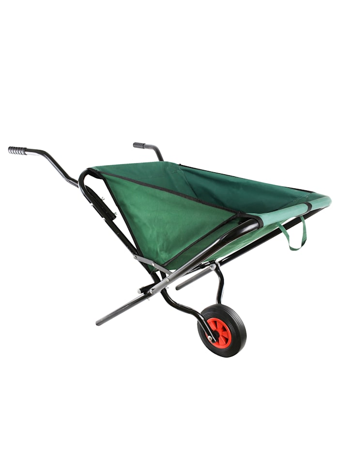 UPP Opvouwbare kruiwagen, groen