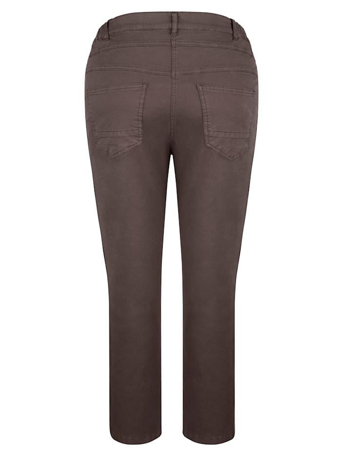 Kalhoty s poutky na opasek