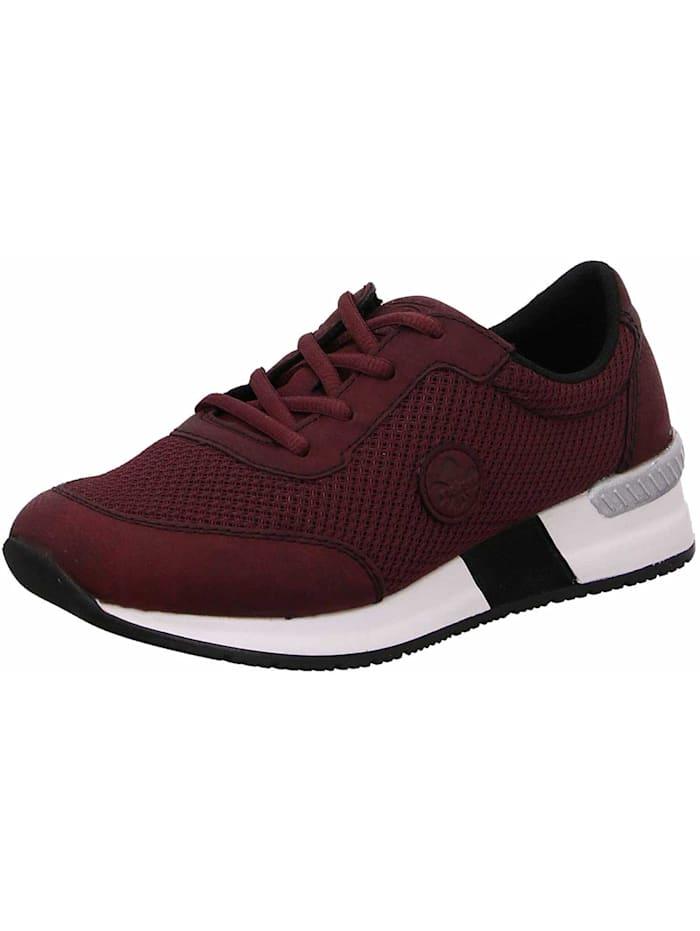 Rieker Sneakers, rot