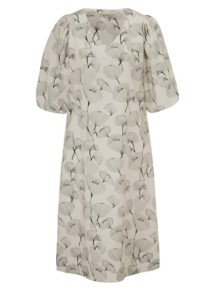 Smith & Soul Kleid, Creme-Weiß