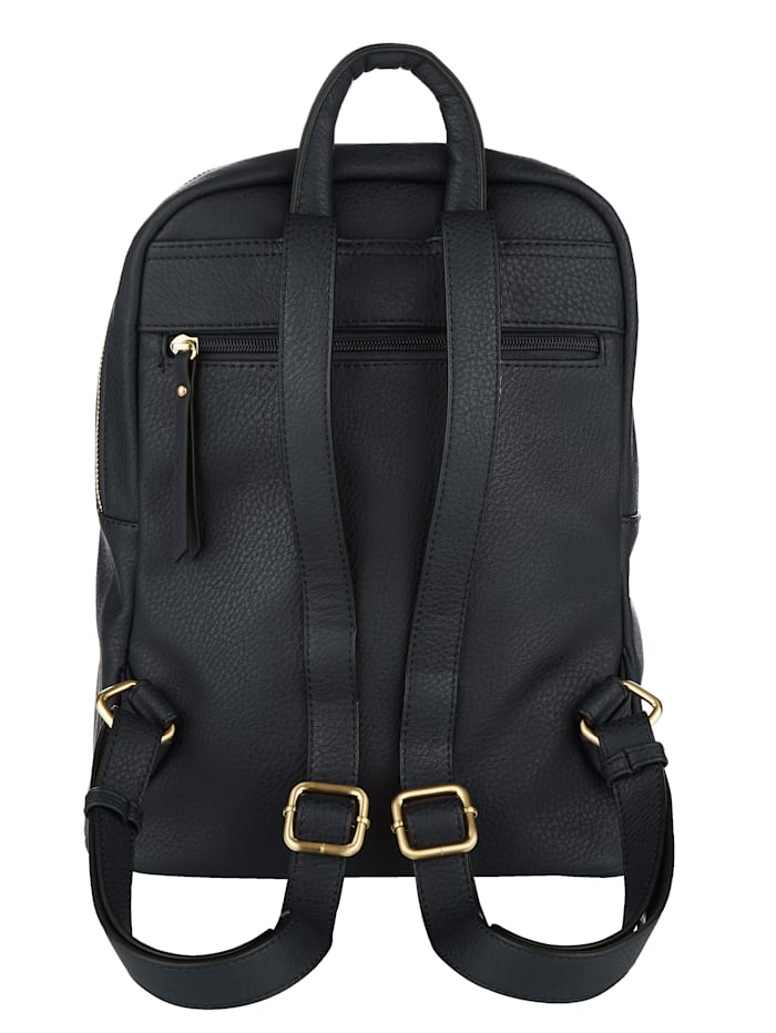 Backpack Made from a soft fabric
