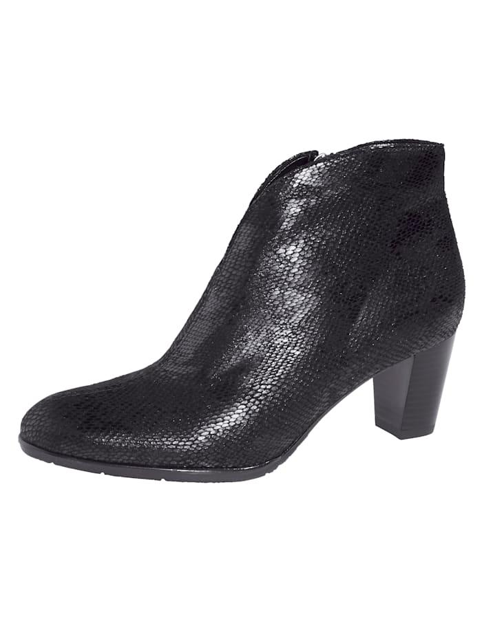 Jenny Ankle boots, Dark Blue