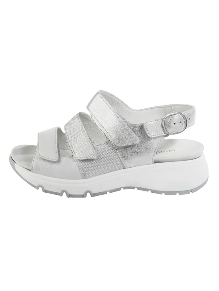 Sandaaltje met klittenbanden