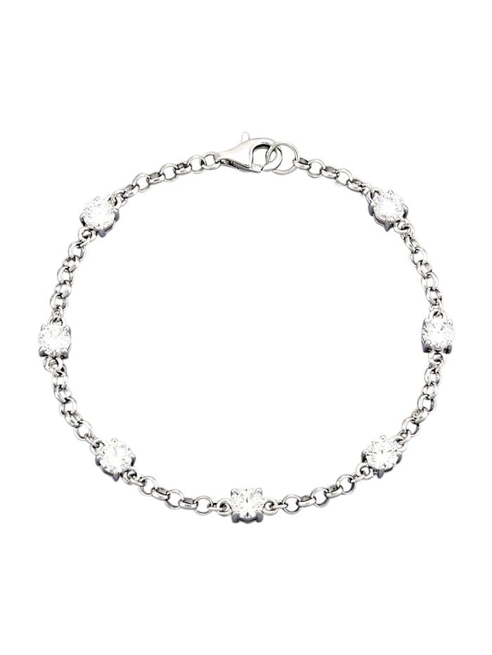 Bracelet, Coloris argent