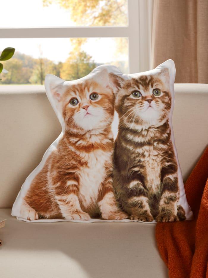 Webschatz Dekorativní polštář Mimi, Multicolor