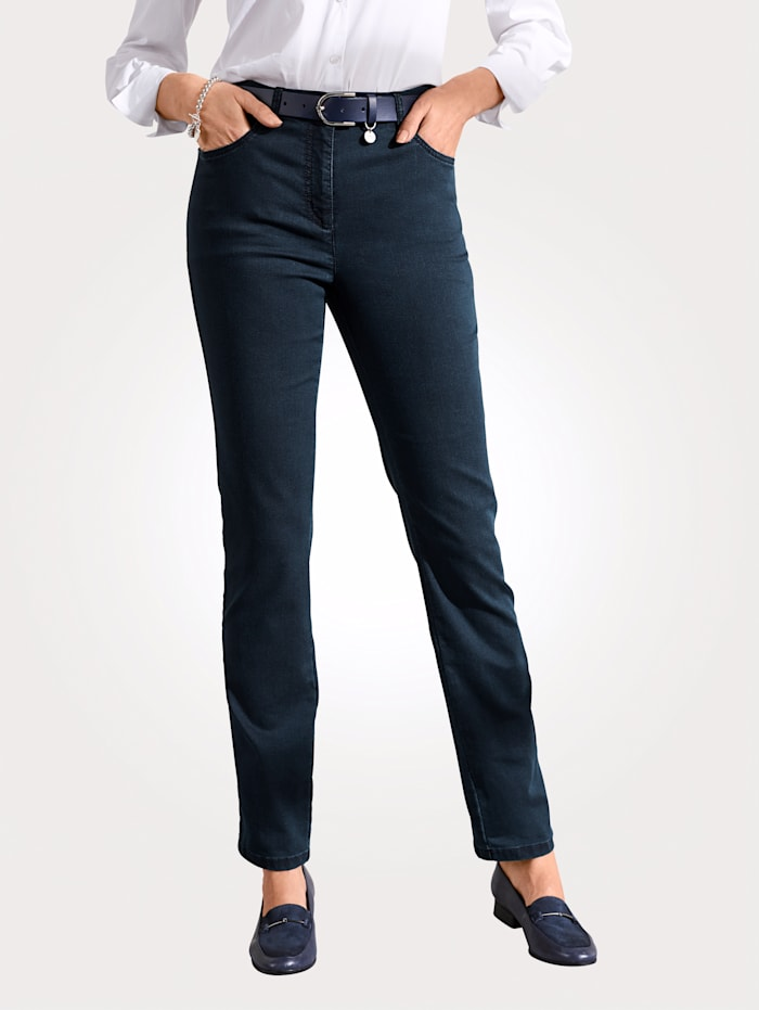 Relaxed by Toni Jeans, Donkerblauw