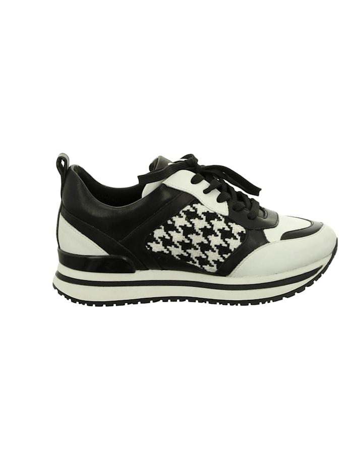Gerry Weber Damen-Sneaker California 02, weiss-schwarz
