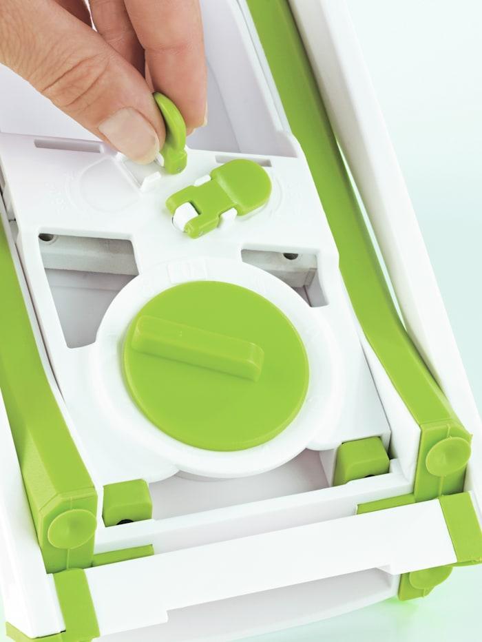 GOURMETmaxx Gemüseschneider 'Multi Slicer Push N´Ready'