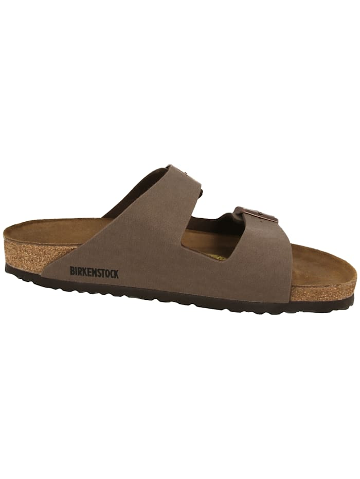 Sandale Arizona Birko-Flor Nubuk schmal