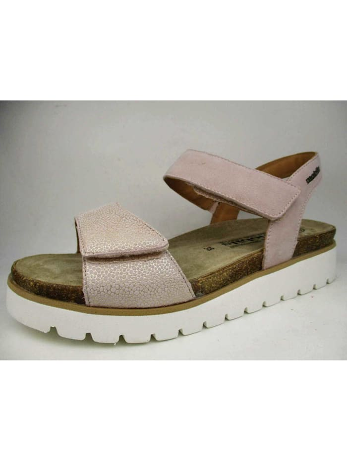 Mephisto Sandalen/Sandaletten, pink