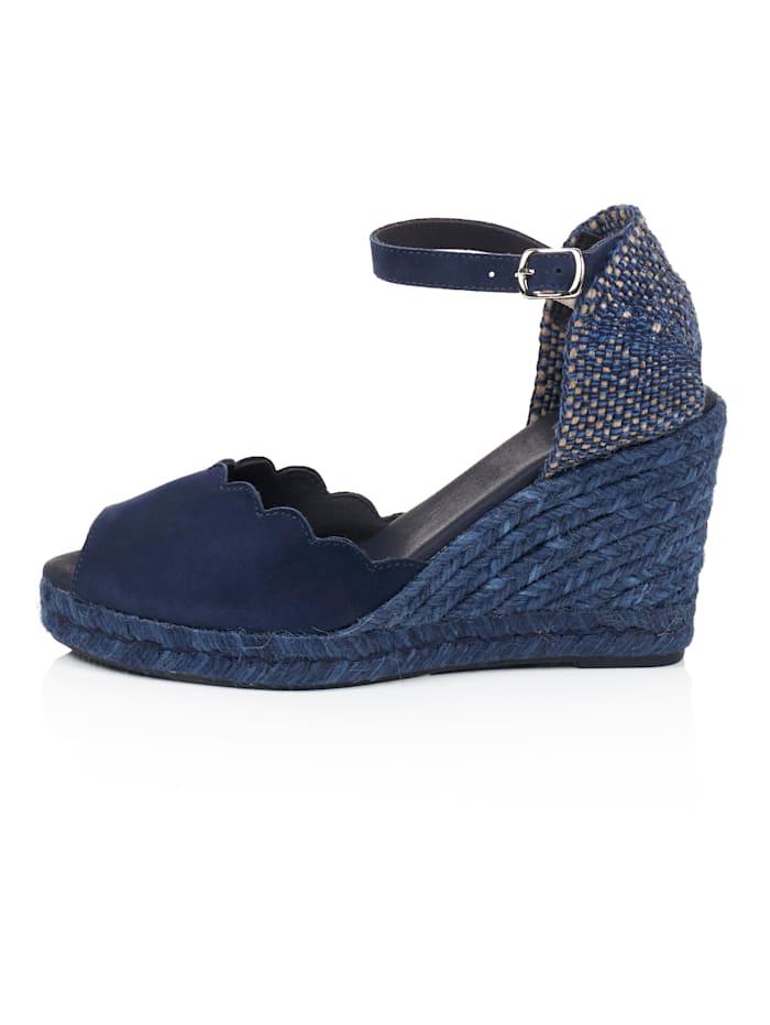 SIENNA Sandaaltje, Blauw