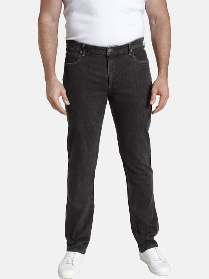 Charles Colby Charles Colby Jeans BARON CARL, schwarz