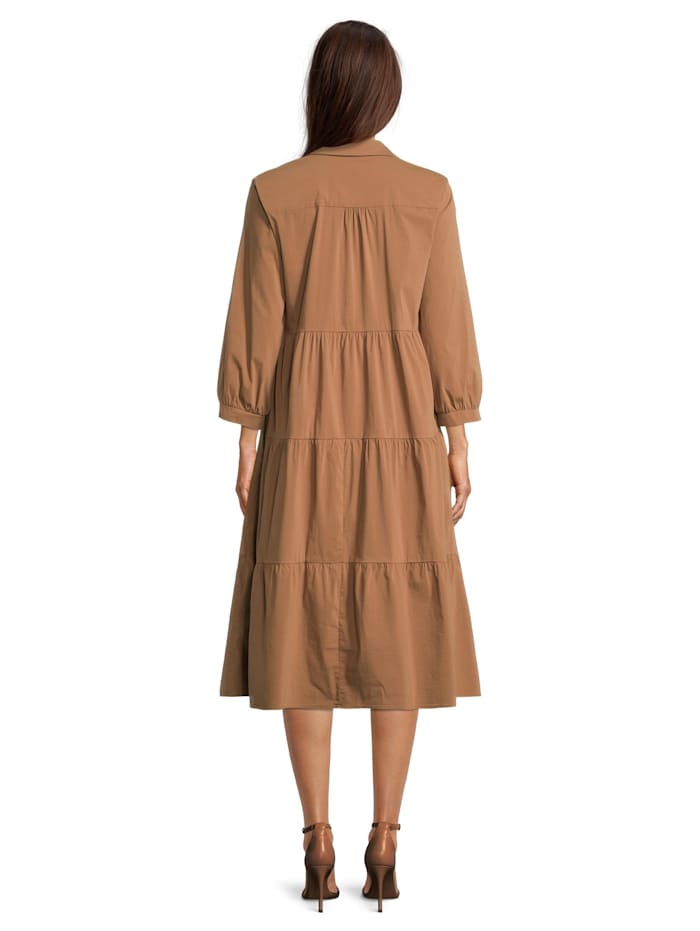Casual-Kleid mit 3/4 Arm