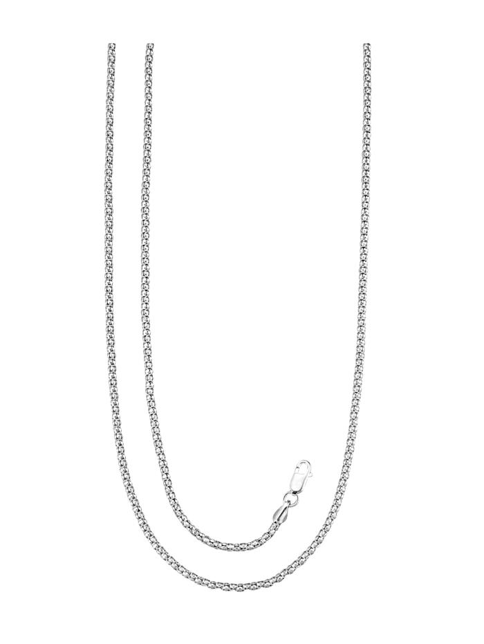 2tlg. Schmuck-Set in Silber 925, Weiß