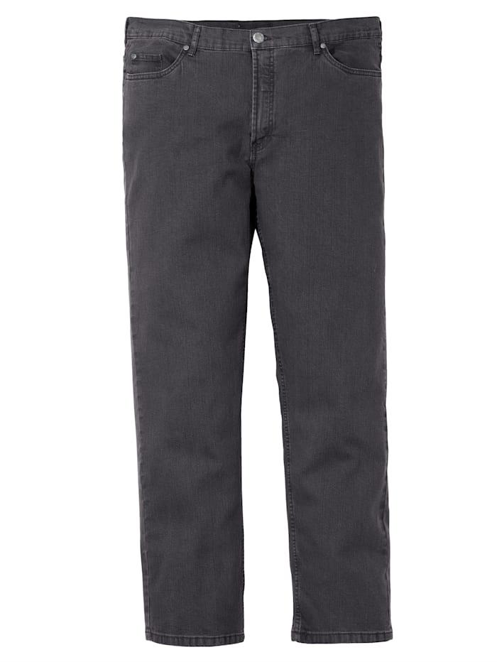 Men Plus Jeans Spezialschnitt, Grau