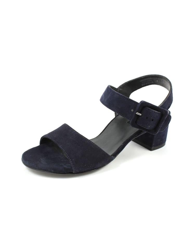 Paul Green Sandalen/Sandaletten, blau