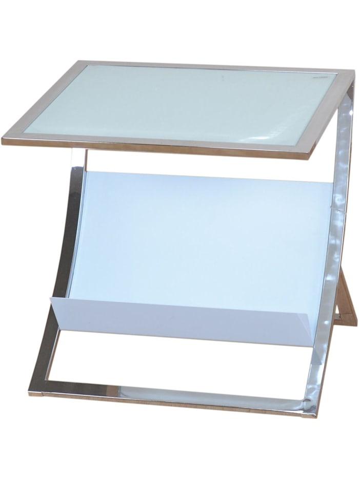 Möbel-Direkt-Online Beistelltisch Thekla, weiß