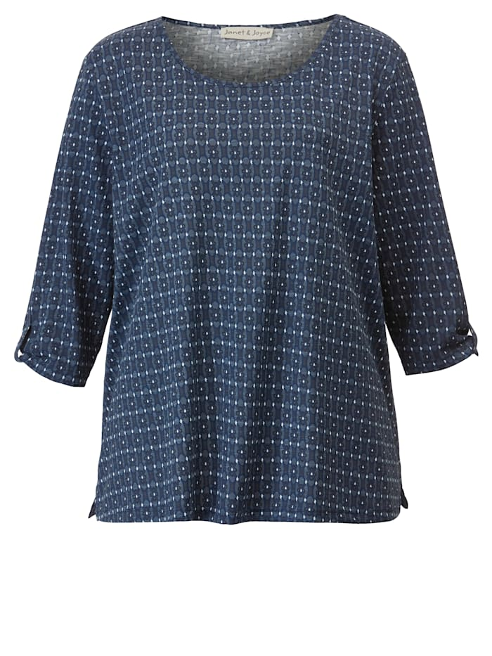 Shirt mit grafischem Druck