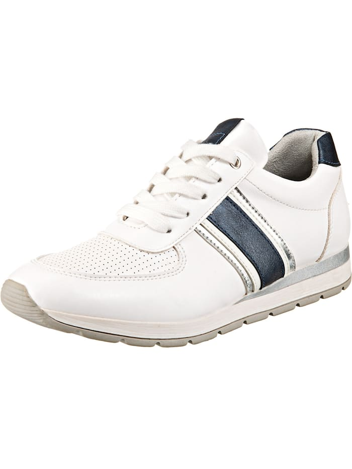 Jane Klain Sneakers Low, weiß-kombi