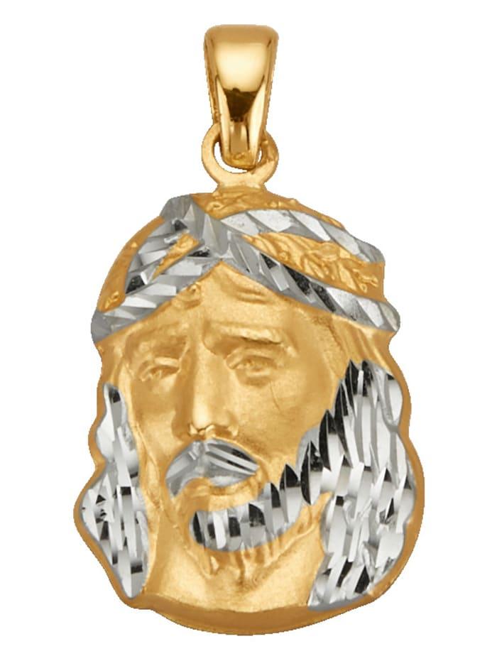 Hanger Jezus, Geelgoudkleur