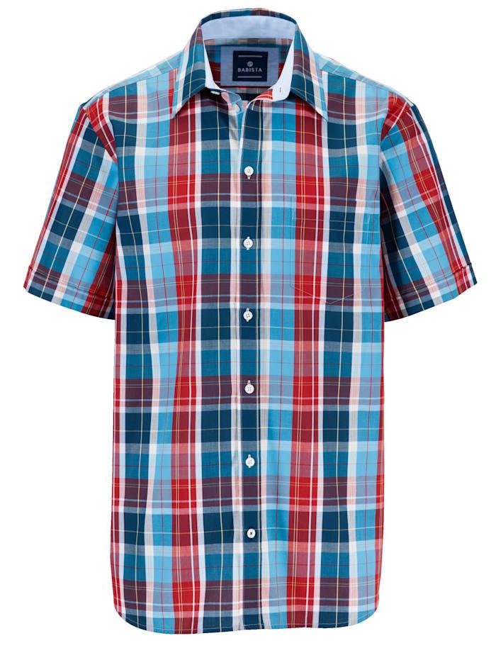 BABISTA Overhemd, Rood