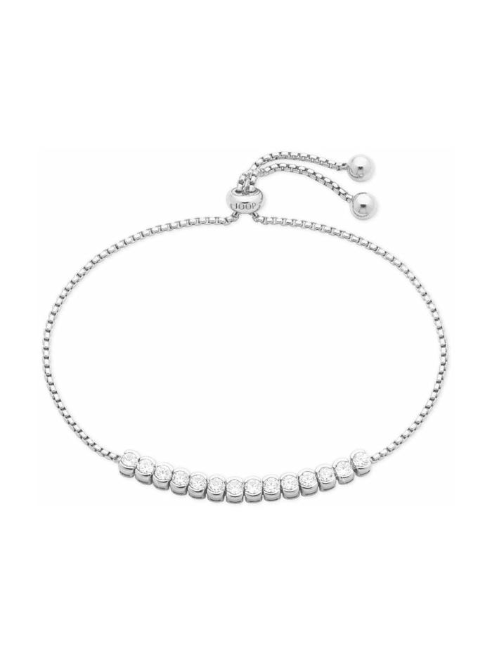 JOOP! Armband für Damen, Sterling Silber 925, Silber