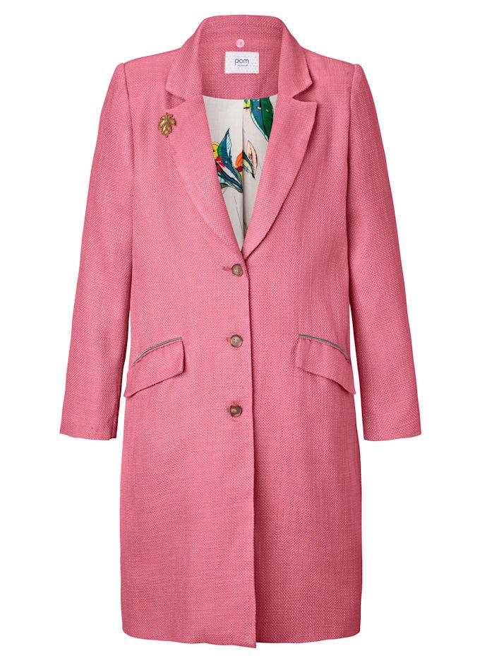 POM Mantel, Pink