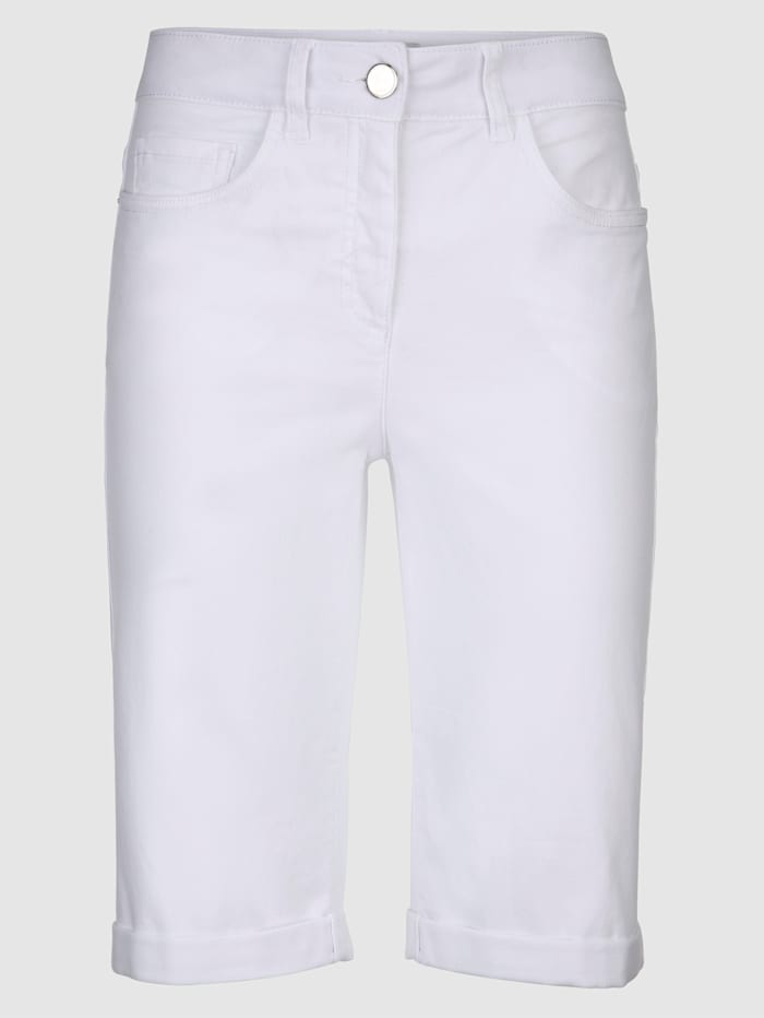 Shorts med rette ben
