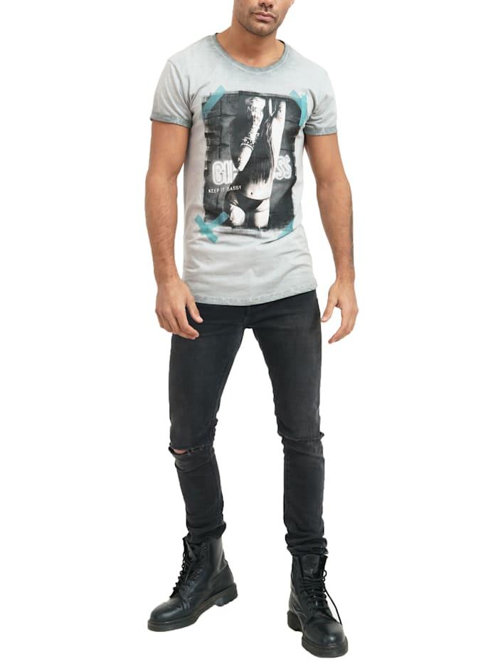 T-Shirt Grant mit ansprechendem Print