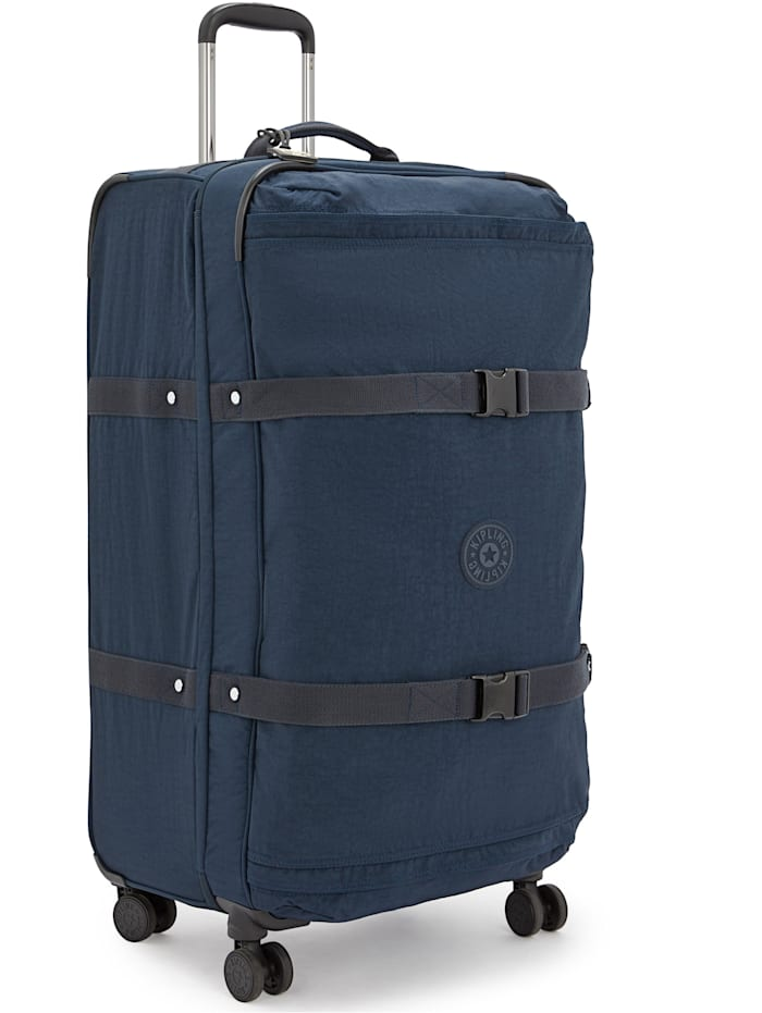 Kipling Basic Spontaneous L 4-Rollen Trolley 78 cm, blue bleu 2