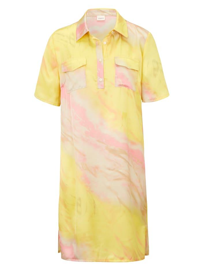 CONLEYS PURPLE Batikkleid, Multicolor