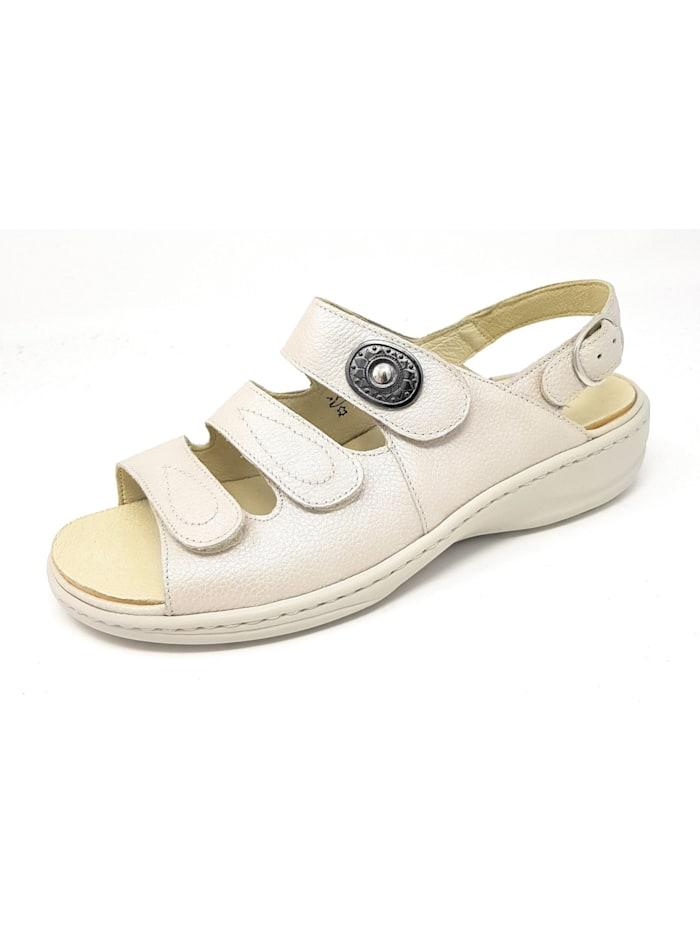 Waldläufer Sandale Sandale, beige