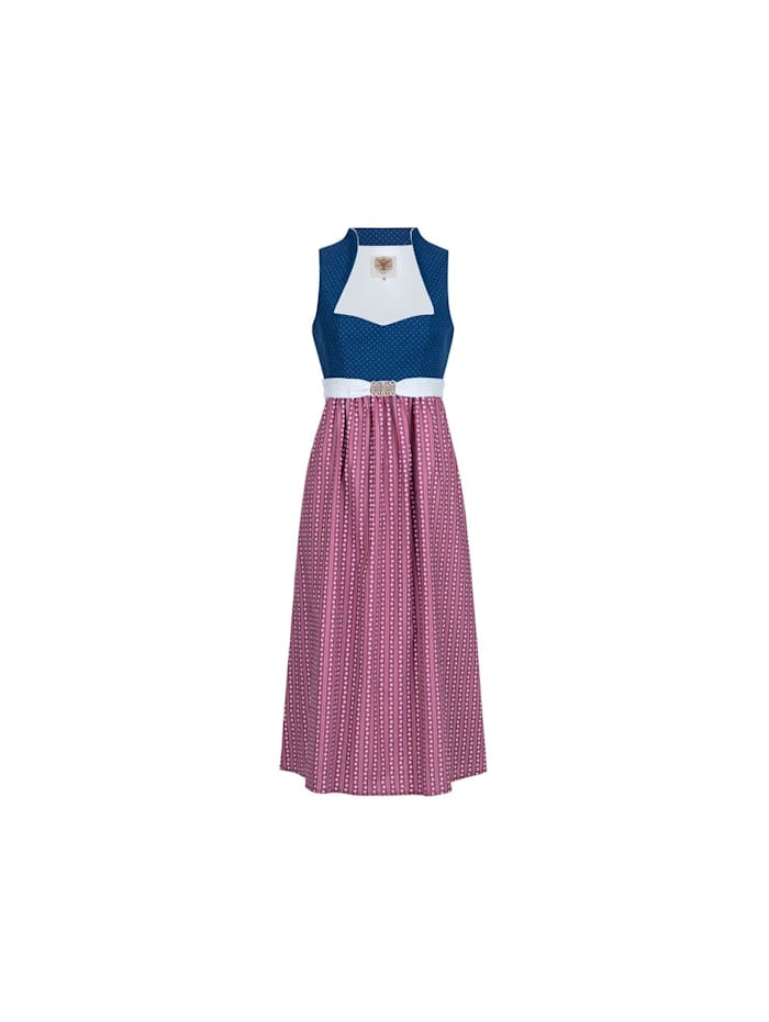 Apple of my Eye Umstandsdirndl, Blau