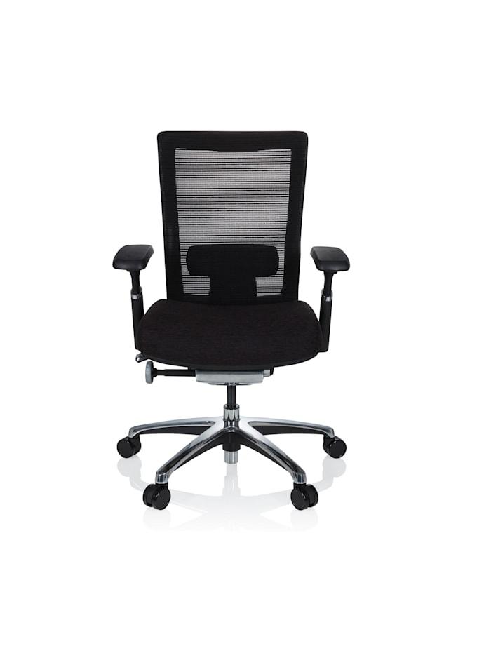 hjh OFFICE High End Bürostuhl NOVA PRO, Schwarz meliert